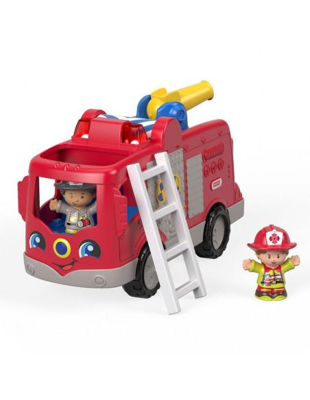 Fisher Price Little People Grote Brandweerauto