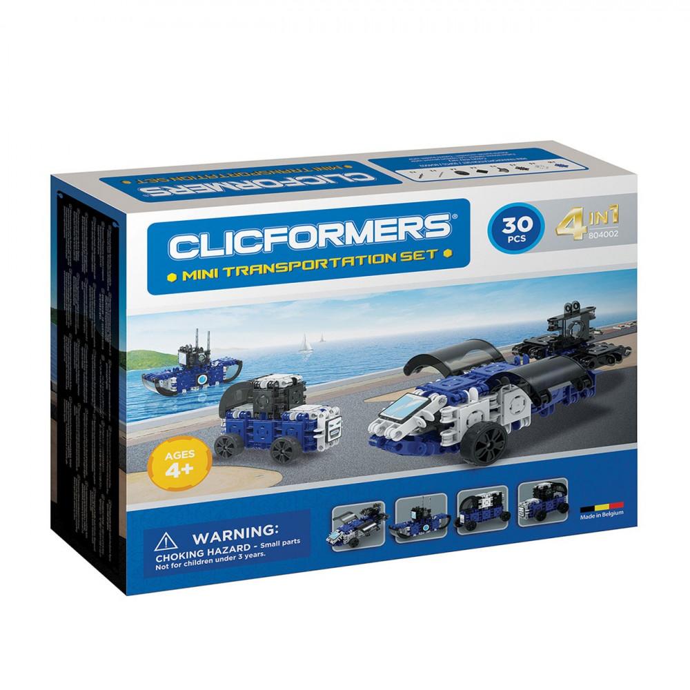 Clicformers Mini Transport Set
