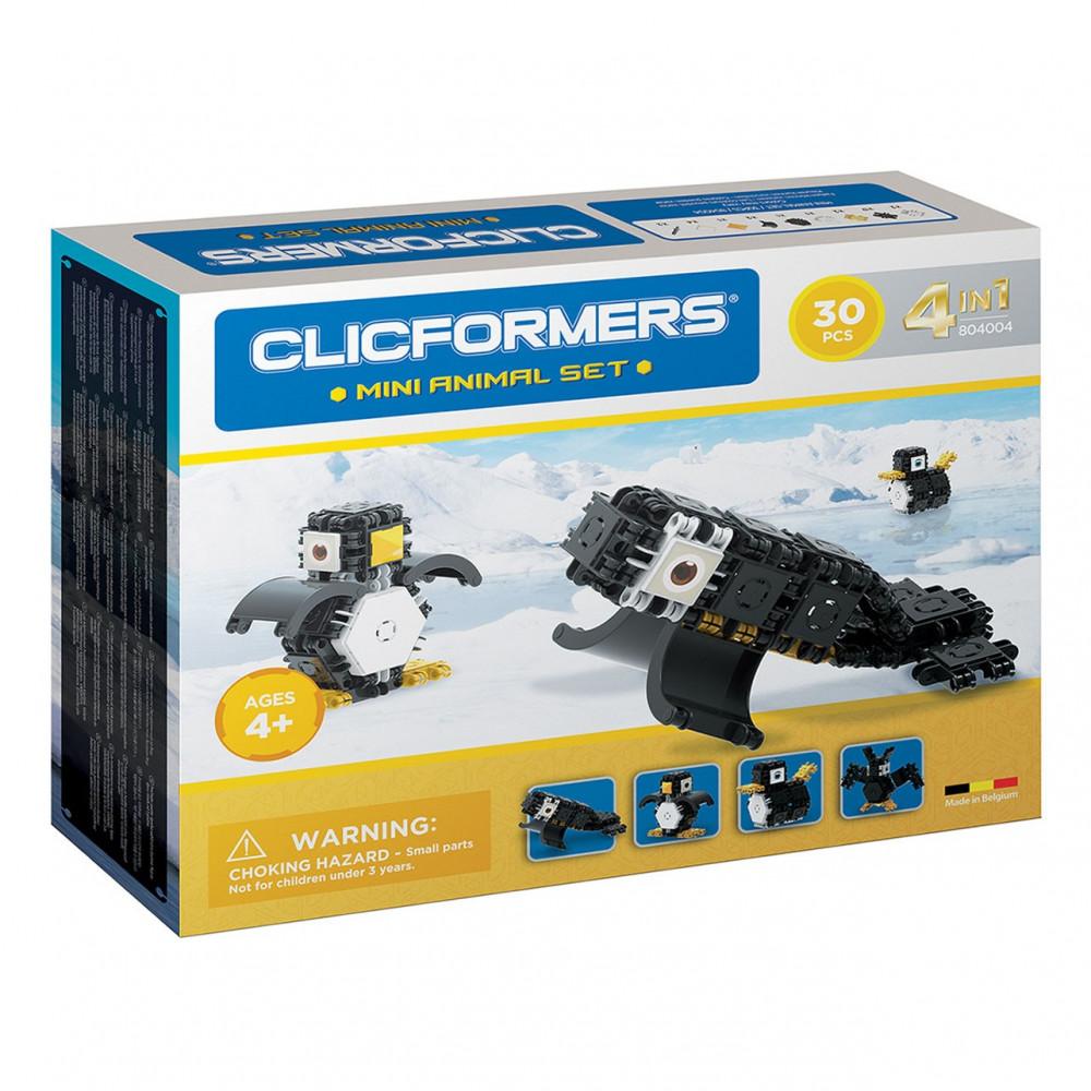 Clicformers Mini Dieren Set