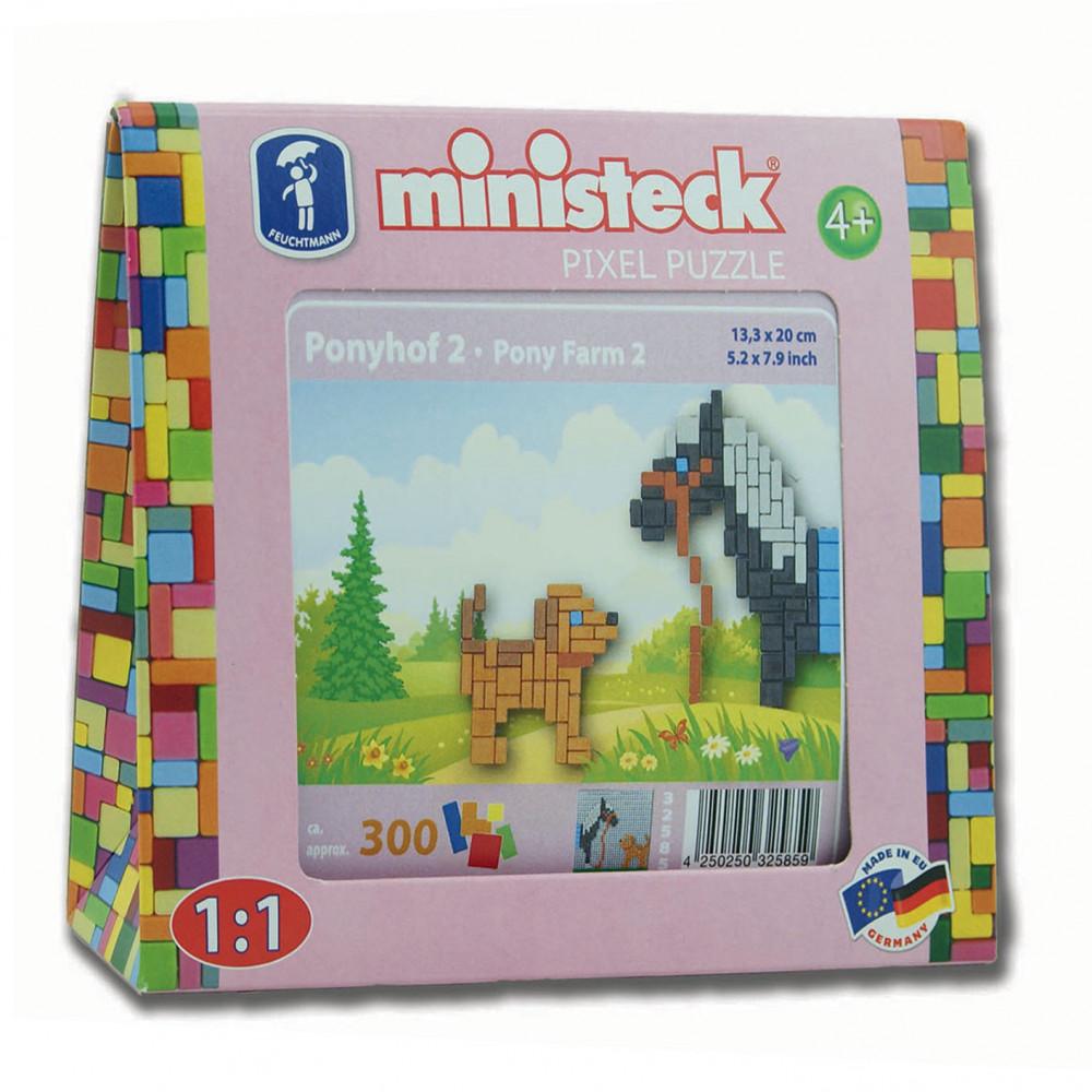 Ministeck Pony's, 300st.