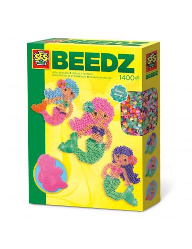 SES Beedz - Strijkkralen Zeemeermin