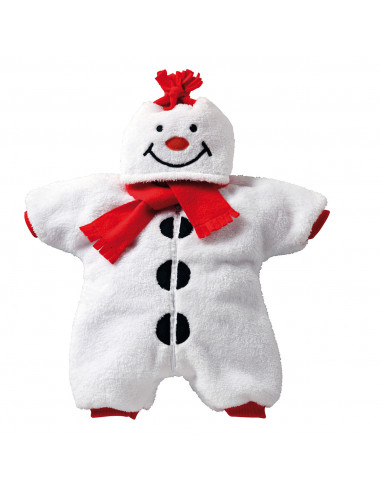 Poppen Winterkleding Sneeuwman, 35-45 cm