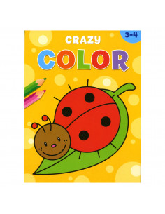 Crazy Color 3-4 jaar