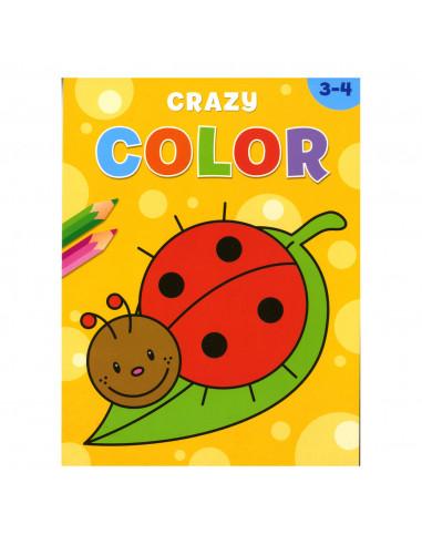 Crazy Color 3-4 jaar