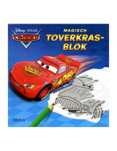 Disney Magisch Toverkrasblok Cars
