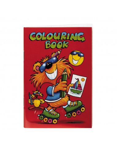 Kleurboek A6