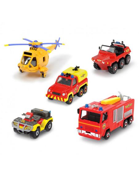 Brandweerman Sam Voertuigen, 5st.