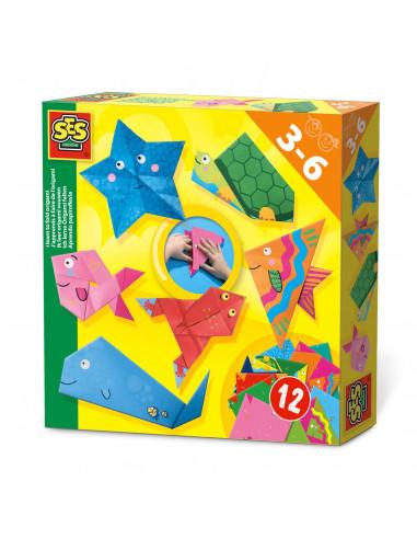 SES Ik Leer Origami Vouwen