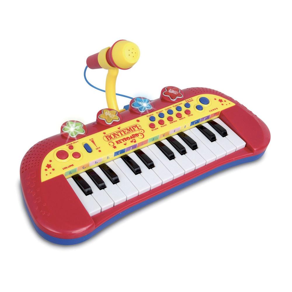 Bontempi Keyboard met Microfoon
