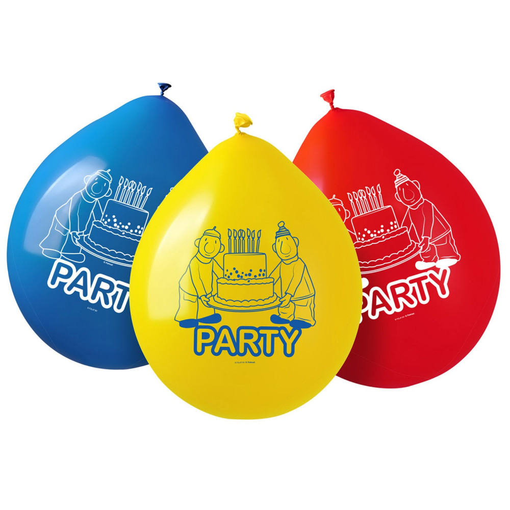 Buurman & Buurman Ballonnen, 8st