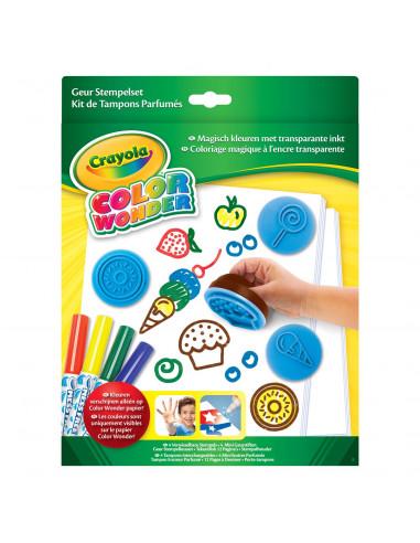 Crayola Color Wonder - Geur Stempelset