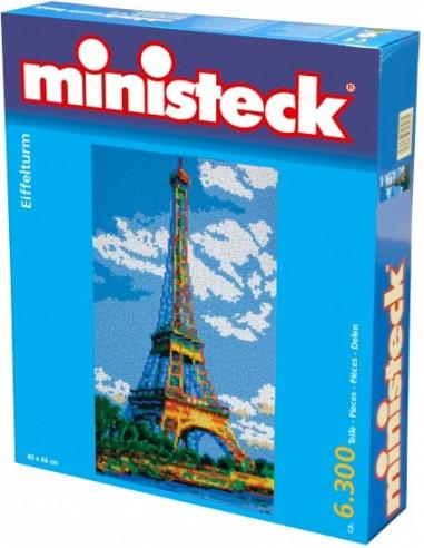 Ministeck Eiffeltoren, 6300st.