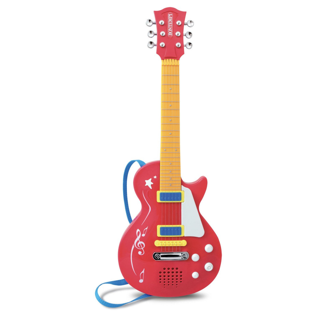 Bontempi Elektronische Rock Gitaar