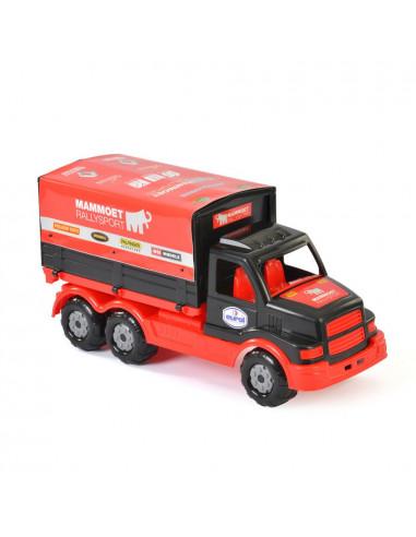 Mammoet Rally Vrachtwagen