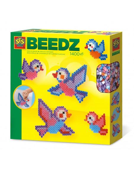 SES Beedz - Strijkkralen Vogels
