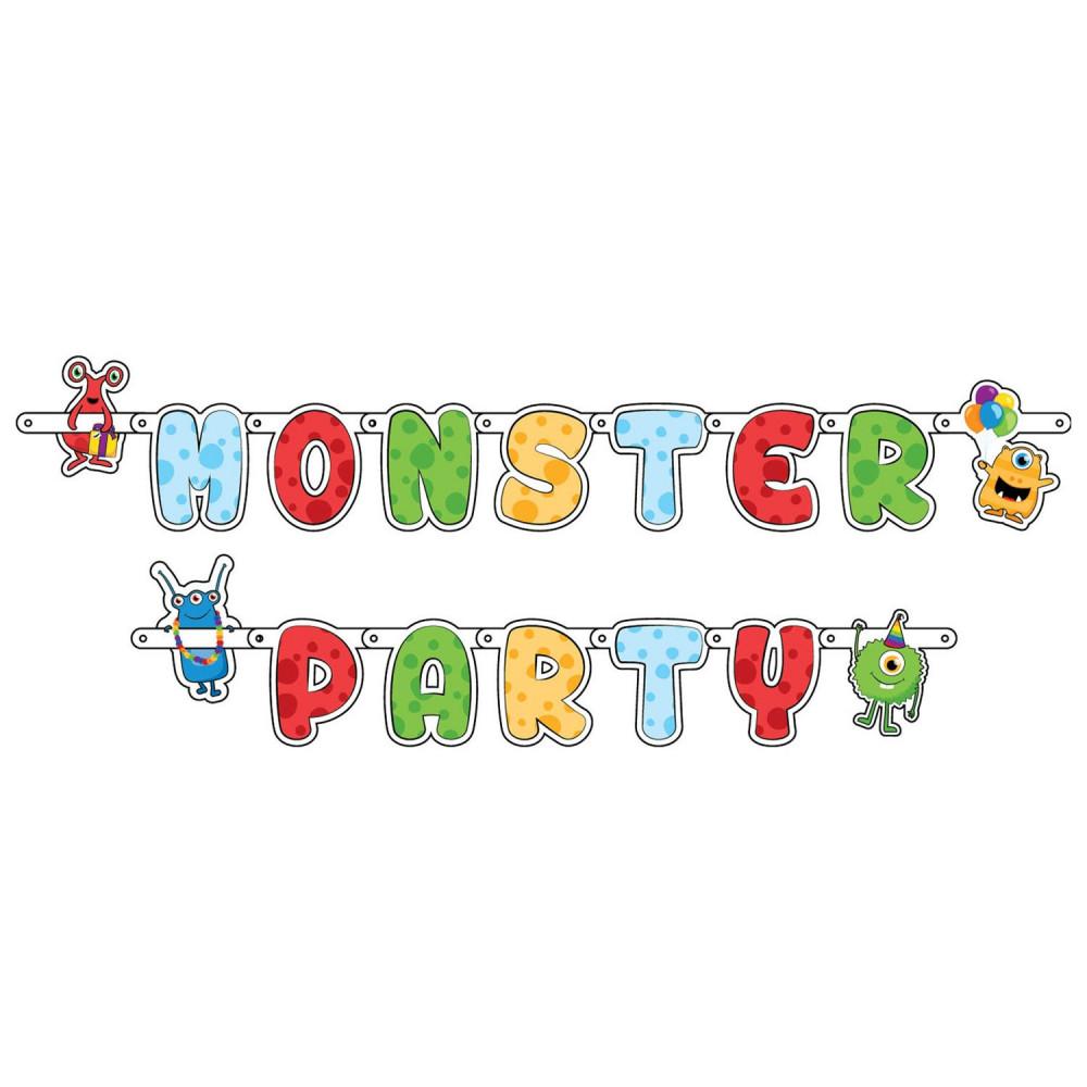 Letterslinger Monster Party BT