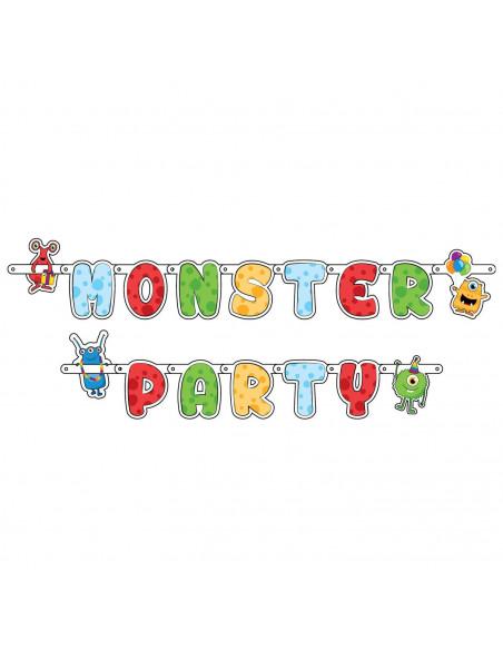 Letterslinger Monster Party