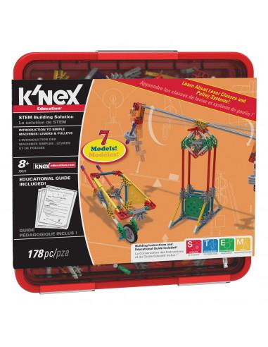 K'Nex Intro to Simple Machines -...