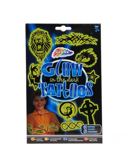 Glow Tattoo