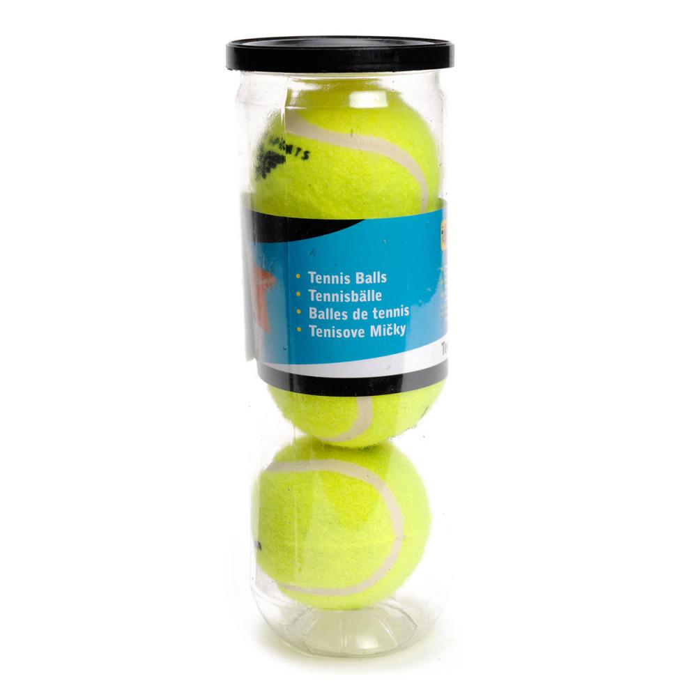 Tennisballen in Koker, 3st.
