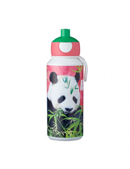 Mepal Campus Drinkfles Pop-up - Animal Planet Panda