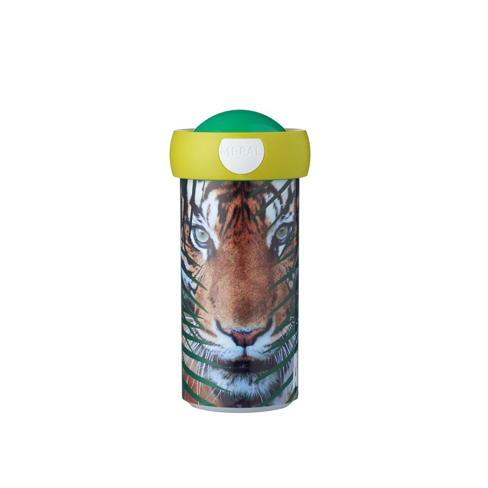 Mepal Campus Schoolbeker - Animal Planet Tijger