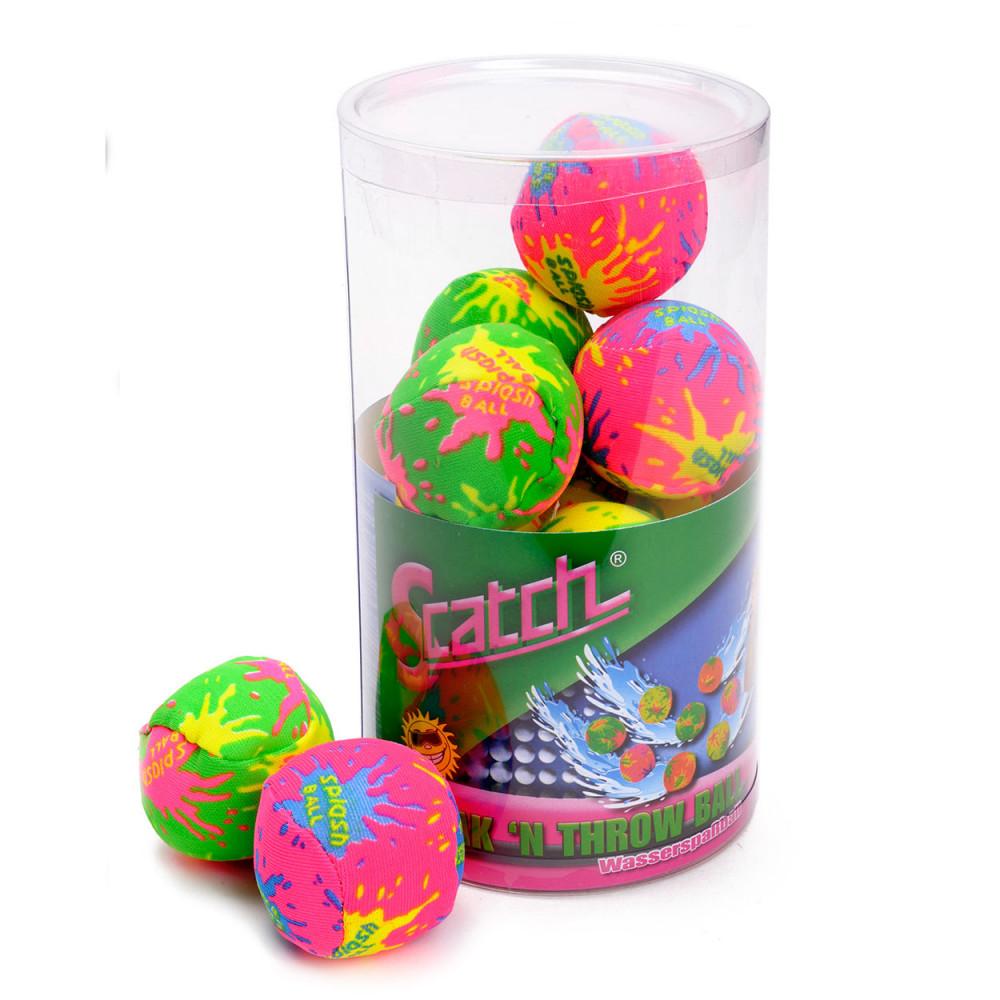 Soft Waterballen Scatch, 12st.