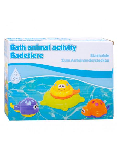 Baddieren, 4st