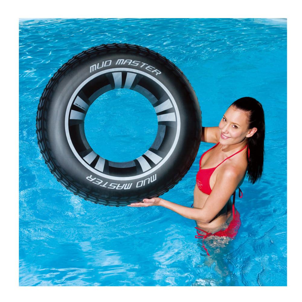 Autoband Zwemring