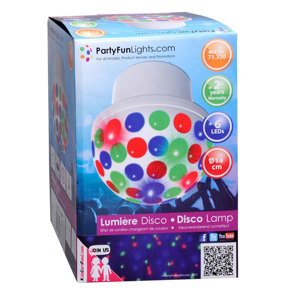 Plafondlamp Disco