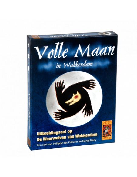 Weerwolven Uitbreiding - Volle Maan in Wakkerdam