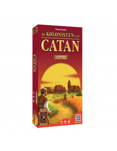 De Kolonisten van Catan - Uitbreiding...