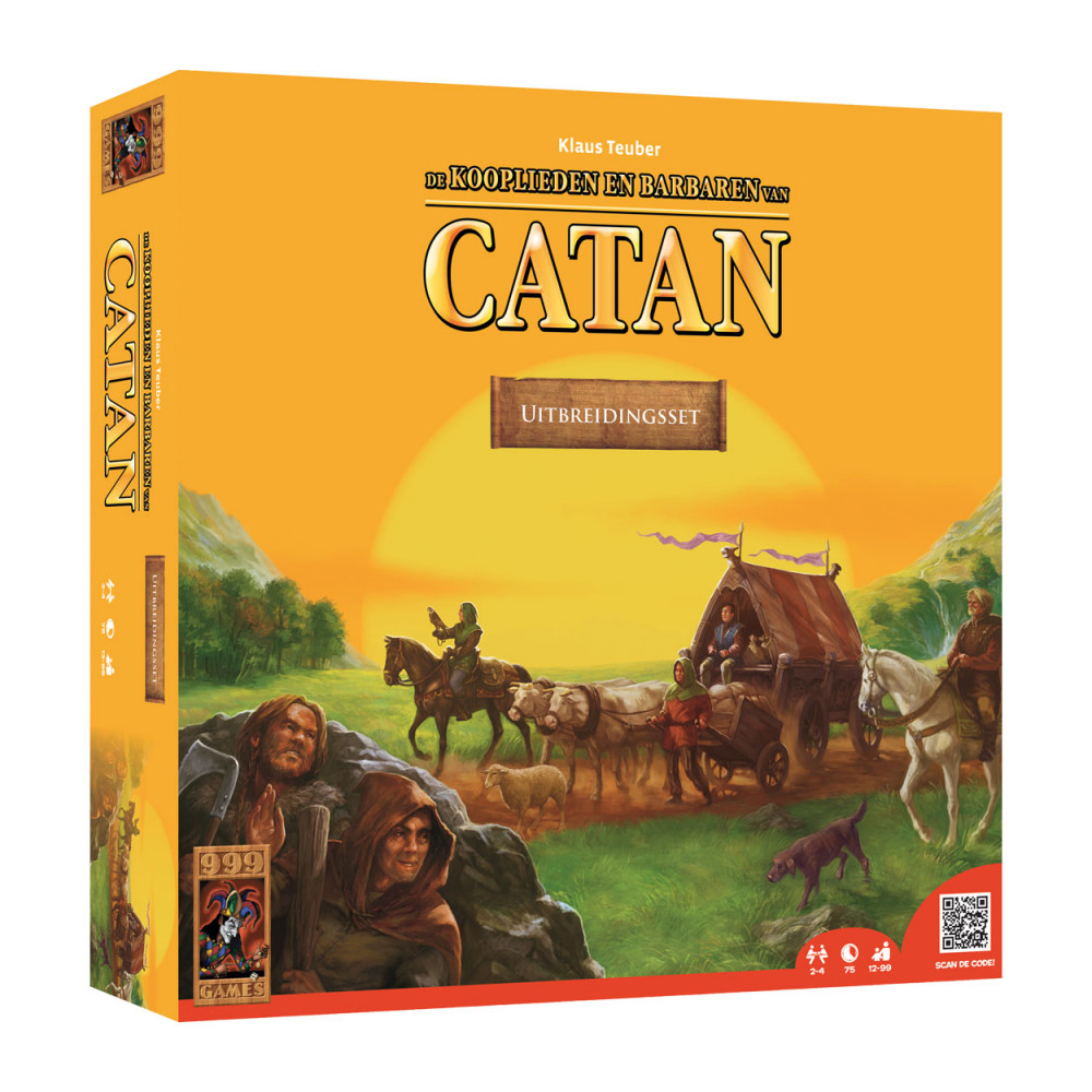 De Kolonisten van Catan - Kooplieden en Barbaren