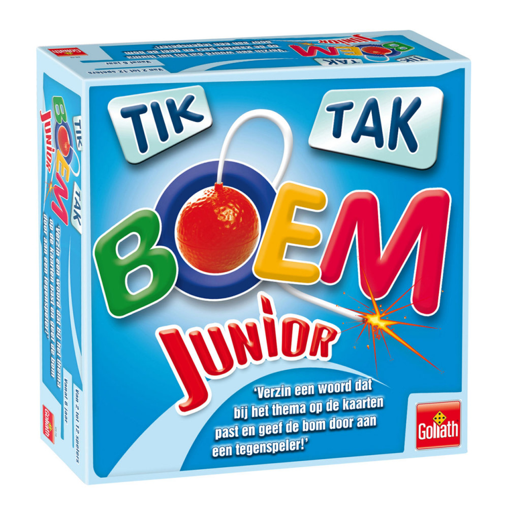 Tik Tak Boem Junior