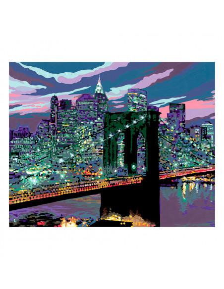 Schilderen op Nummer - New York