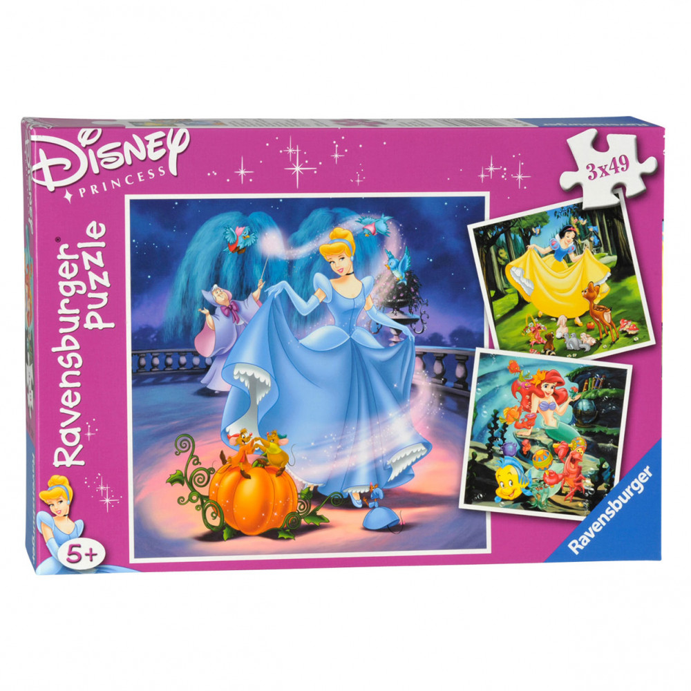 Disney Prinses, 3x49st.