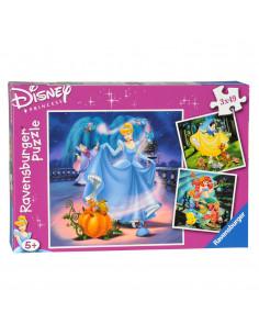 Disney Prinses, 3x49st.