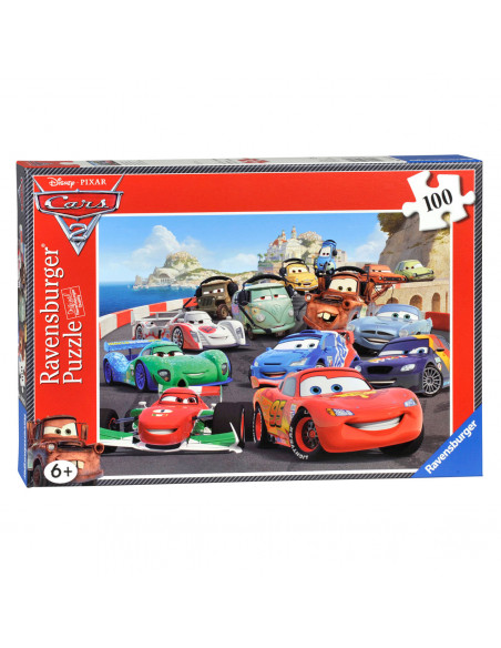 Cars 2 100st. Xxl