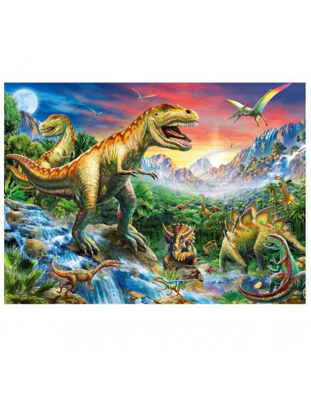 Bij de dinosaurussen, 100st. XXL