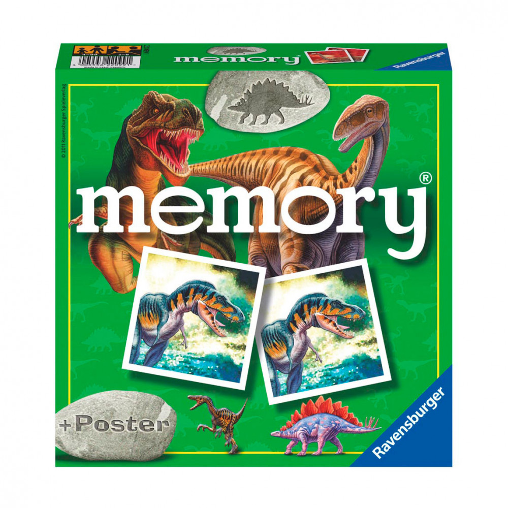 Dinosaurussen Memory