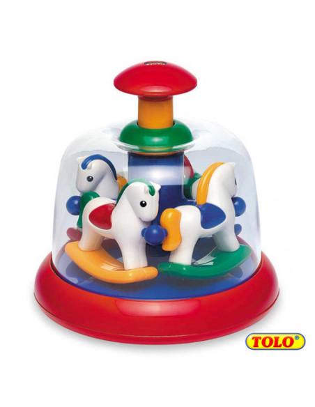 Pony carrousel