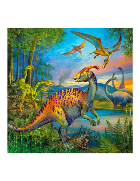 Dinosauriërs, 3x49st.