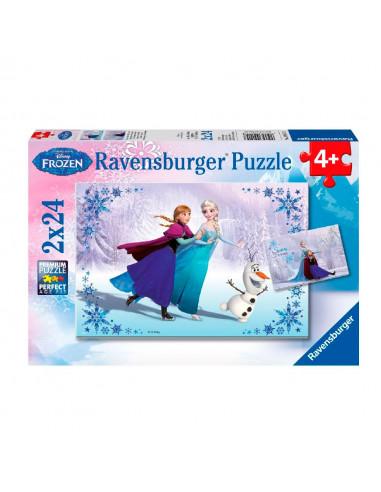 Disney Frozen Puzzel: Zussen voor...