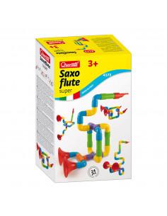 Quercetti Buizen Bouwset Saxofoon, 24dlg.