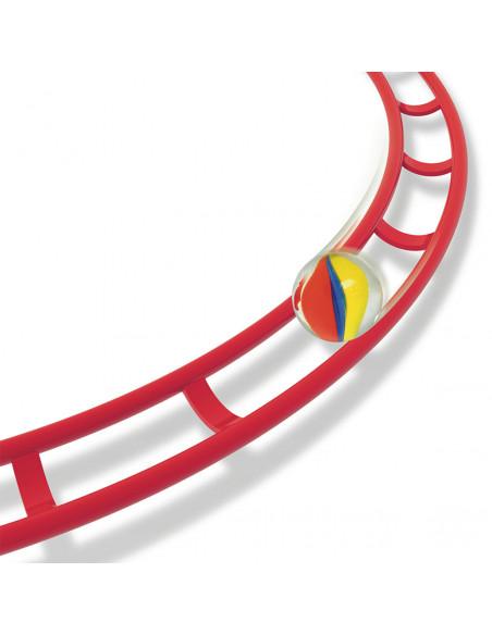 Quercetti Knikkerbaan Rollercoaster