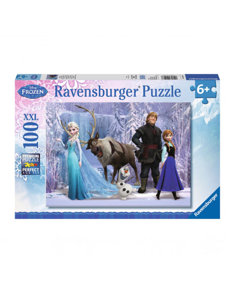 Disney Frozen Puzzel: In het rijk van de Sneeuwkoningin 100 stuks