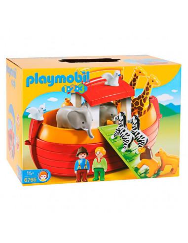 Playmobil 6765 1.2.3. Meeneem Ark van...