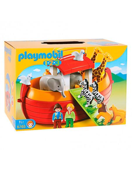 Playmobil 6765 1.2.3. Meeneem Ark van Noac