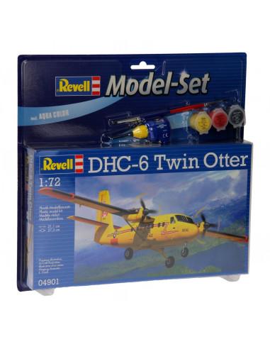 Revell Model Set DHC-6 Twin Otter