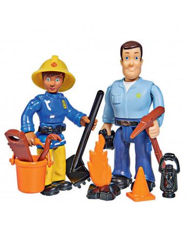 Brandweerman Sam Speelfiguren - Sam...